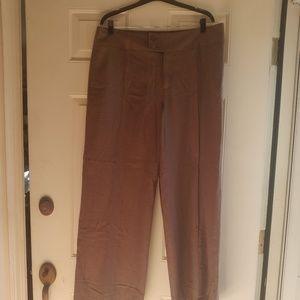 Sz 16 Linen pants Chadwick's Collection